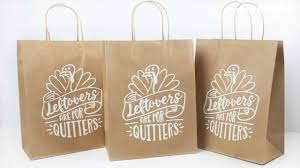how to screen print on paper bags to