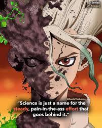 dr stone senku quotes anime