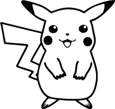 Pokemon Pikachu Decal