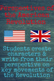 American Revolution Journal Ongoing Project American Revolution Student Journal American Revolution Unit