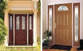 problems with fiberglass entry doors