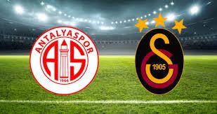 Antalyaspor - Galatasaray maçı ne zaman? Antalyaspor - Galatasaray ...