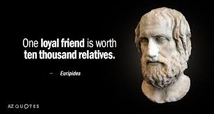 top loyal friend quotes of a z quotes