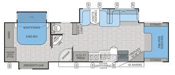 cl c motorhome floorplans s