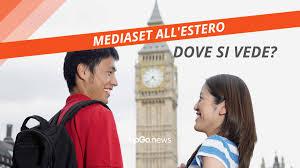 Come vedere i video Mediaset dall'estero. Streaming Mediaset dall ...