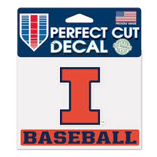 University Of Illinois Car Decals Decal Sets Illinois Fighting Illini Car Decal Store Fightingillini Com