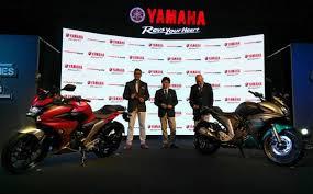 yamaha motor launches yamaha fazer 25