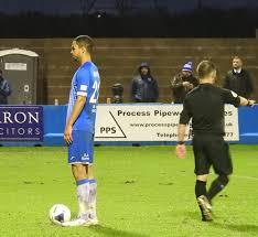 I'm off the mark, claims Barrow AFC striker Byron Harrison | The Mail