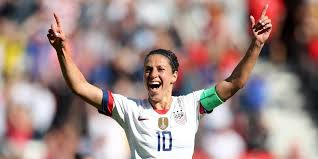 USWNT's Carli Lloyd scores twice, makes case to start at 2020 Olympics -  Business Insider