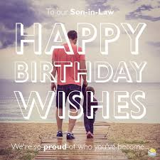 original birthday messages for your son