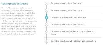2 3 solving one step equations tps