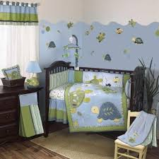 cocalo turtle reef baby bedding