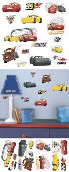 Bedroom Playroom And Dorm D Cor 115970 Disney Cars 3 Movie Wall Decals Lightning Mcqueen Mater Cruz Stickers Room Deco Wall Decals Decor Buy Lightning Mcqueen