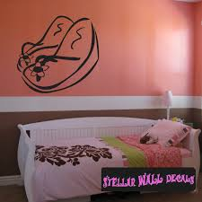 Flower Sandals Shoes Thongs Child Teen Wall Decals Wall Quotes Wall Murals Flipflopsvii Swd