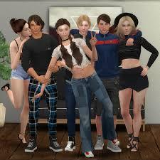 group pose remaron