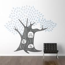 Animal Tree House Wall Decals Stickers Graphics