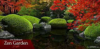zen garden live wallpaper x phones