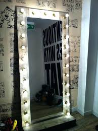 pbteen full length vanity mirror