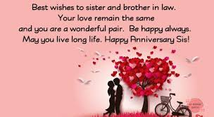 happy anniversary wishes for sister messages and quotes