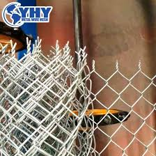 China 100mm Galvanized Copper Mine Chain Link Mine Ground Support Mesh China Ground Support Chain Link Fence