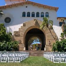 white resin chairs for wedding ceremony