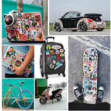 200x Graffiti Decal Sticker Kids Diy Book Skateboard Moto Bike Luggage Snowboard Archives Midweek Com