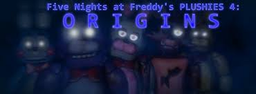 five nights at freddy s plushies 4
