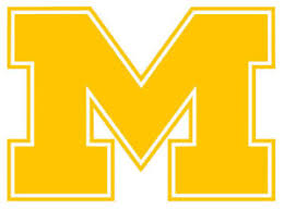 University Of Michigan U Of M Um Vinyl Decal Sticker Car Buy 1 Get 1 Free Ebay