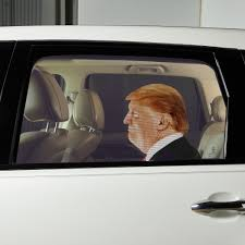 Donald Trump Window Decal Collections Etc