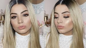everyday makeup tutorial 2017