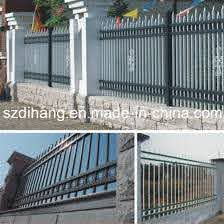China Outdoor Retractable Fence Cheap Wrought Iron Fence Panels For Sale Pool Fence China Outdoor Retractable Fence Cheap Wrought Iron Fence Panels For Sale