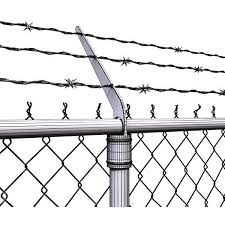 Chainlink Fence Barbed Wire 3d Model Liked On Polyvore Fence Wire Fence Barbed Wire