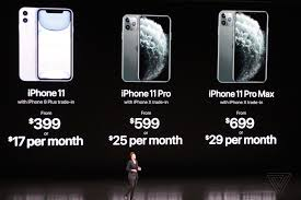 iphone 11 if i trade in my older phone