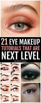 21 dramatic eye make up tips ideas