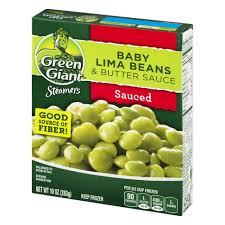 green giant steamers baby lima beans