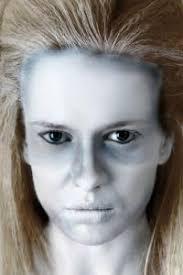 halloween ghost makeup lovetoknow