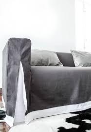 how to fix my leather klippan sofa