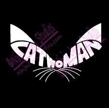 Catwoman Logos