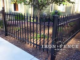 An Iron Fence Testimonial From Pa Iron Fence Wood Fence Gates Fence