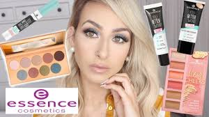 new essence makeup first impressions