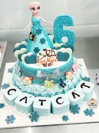 30+ Mẫu bánh sinh nhật cho bé gái 6 tuổi ĐẸP LUNG LINH