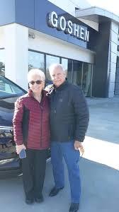 Goshen Motors - Congratulations Roy and Priscilla Powell... | Facebook