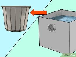how to clean a grease trap with