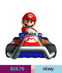 Decals Stickers Vinyl Art Super Mario Kart Race Car Decal Removable Wall Sticker Decor Art Free Shipping Super Mario Kart Mario Kart 7 Mario Kart Characters