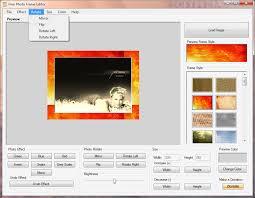 free photo frame editor 1 0