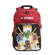 Shop LEGO NINJAGO Wu Cru Eco Heritage Classic Backpack - Overstock -  15676500