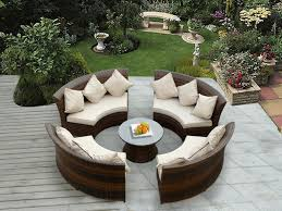 outdoor patio wicker furniture