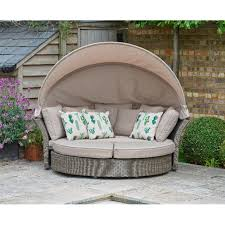 garden daybeds luxury outdoor lounging