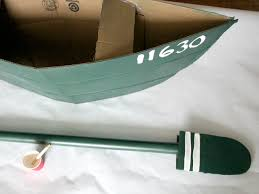 canoe costume for kids