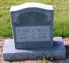 Elmo Clifton Bell (1914-1938) - Find A Grave Memorial